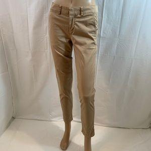 Vince SZ 0 Khaki Pants